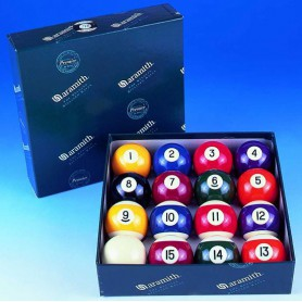 Aramith 2 1/4 Pool Balls