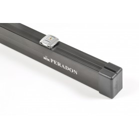 Peradon Black Aluminium 3/4 Snooker Case